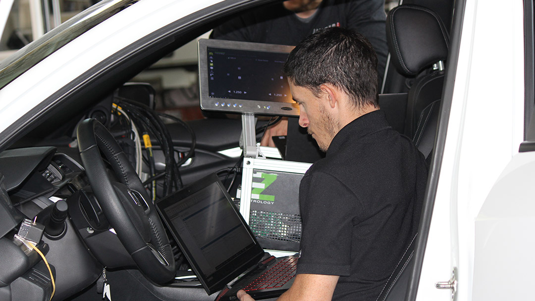 Vehicle Data Acquisition